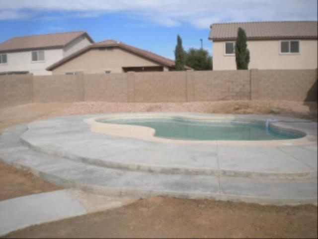 Swimming Pool Repair - After
